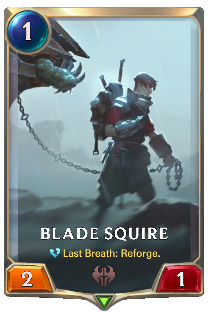 Blade Squire