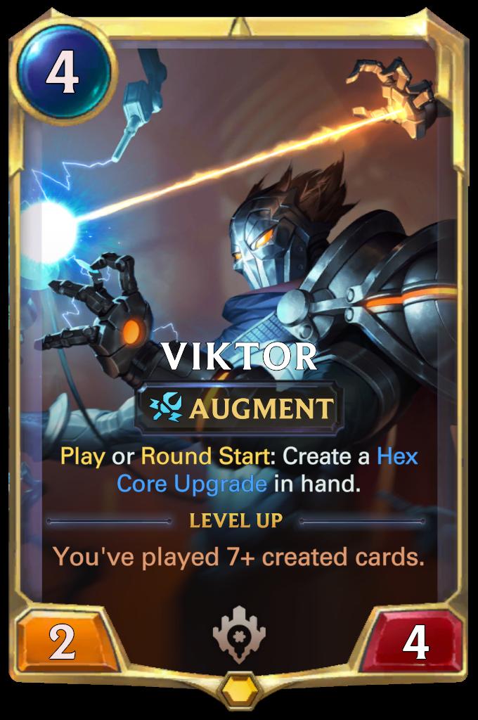 Viktor (Level 1)