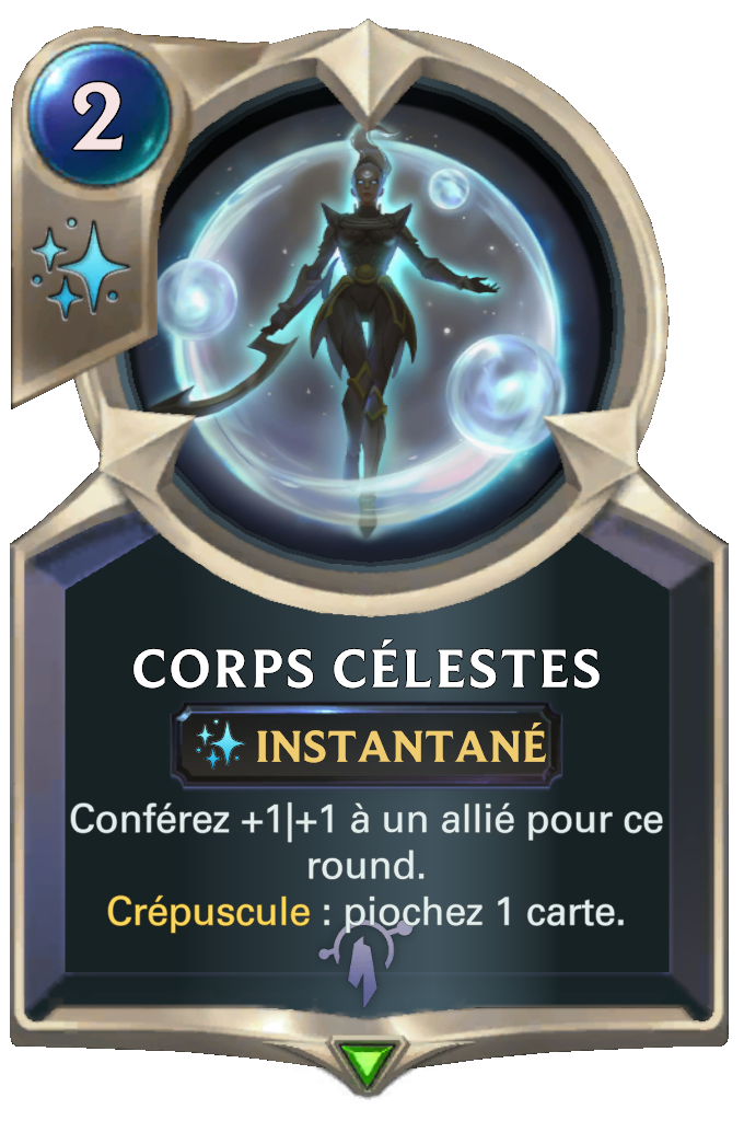 Corps célestes / Corps célestes de Diana