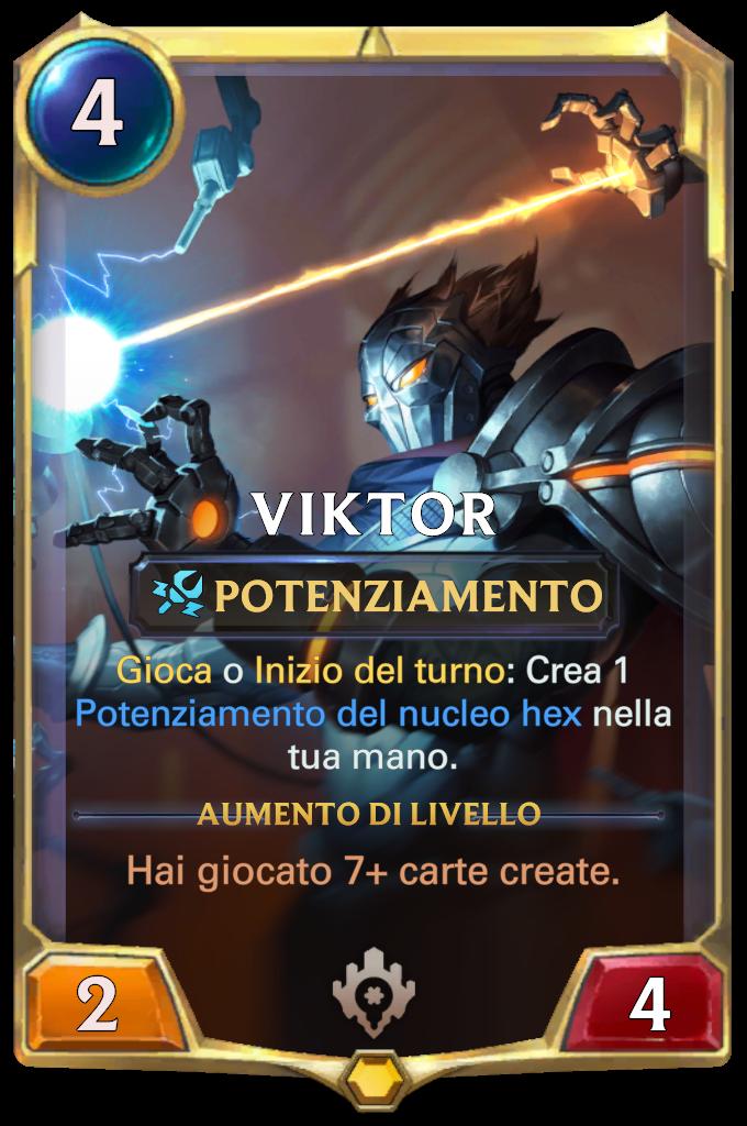 Viktor (livello 1)