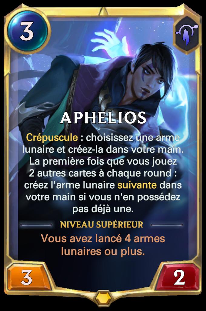 Aphelios (niveau 1 )