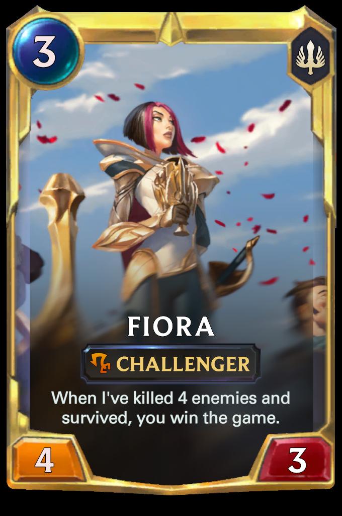 Fiora (Level 2)