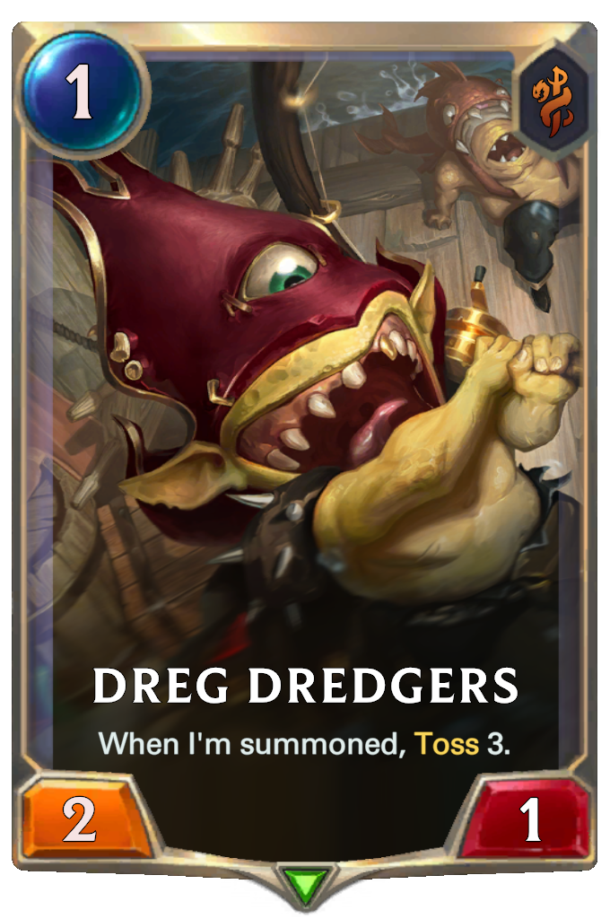 Dreg Dredgers