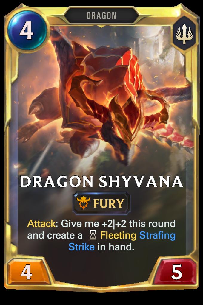 Shyvana (Level 2)