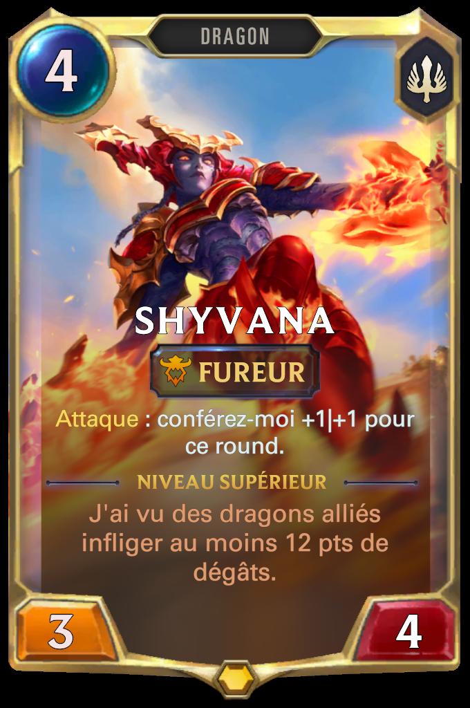 Shyvana (niveau 1)