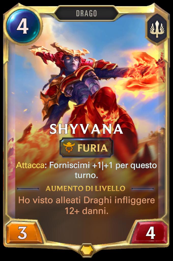Shyvana (livello 1)