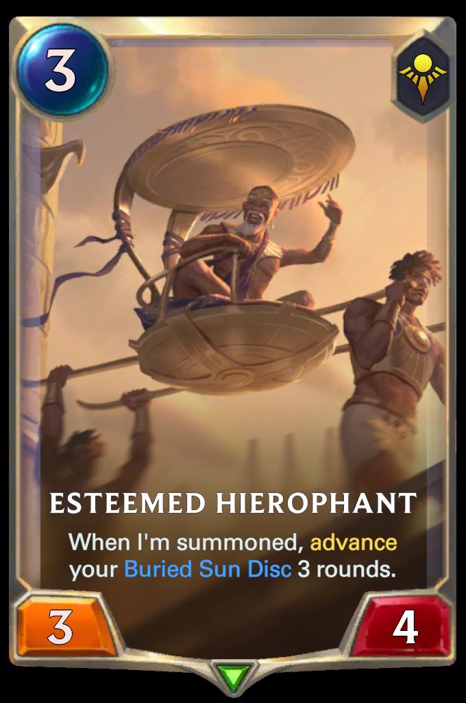 Esteemed Hierophant