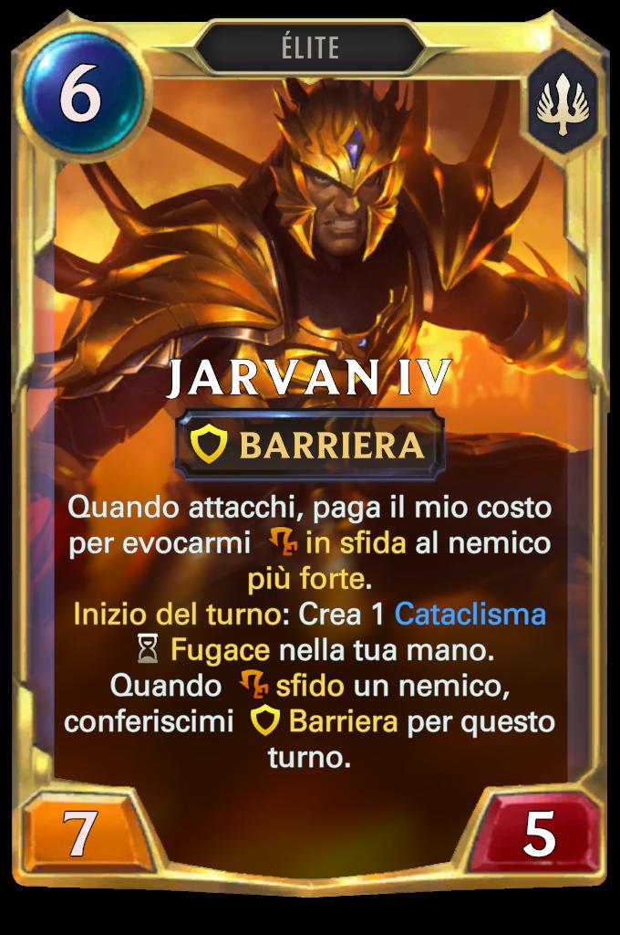 Jarvan IV (livello 2)