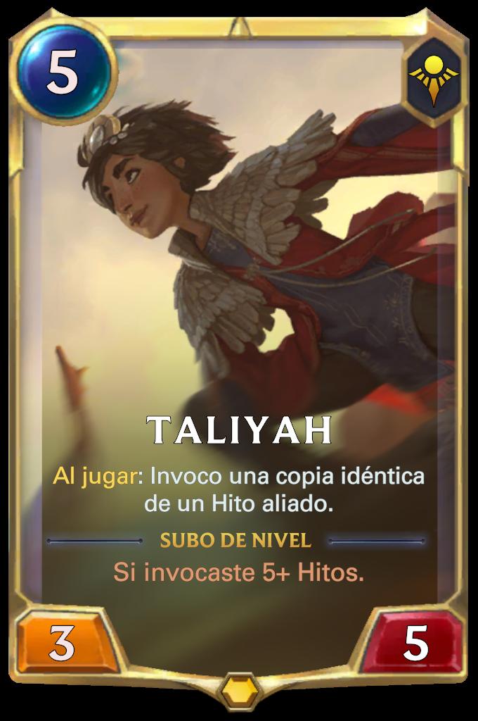 Taliyah (Nivel 1 )