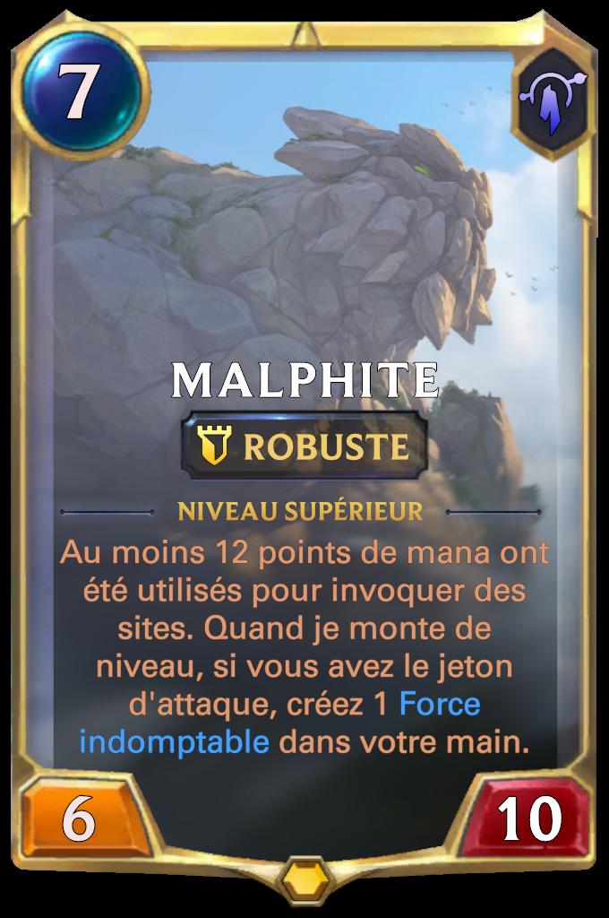 Malphite (niveau 1)