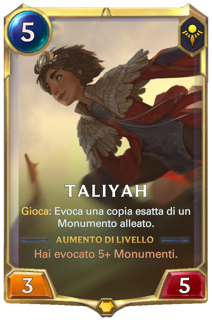 Taliyah (Livello 1)
